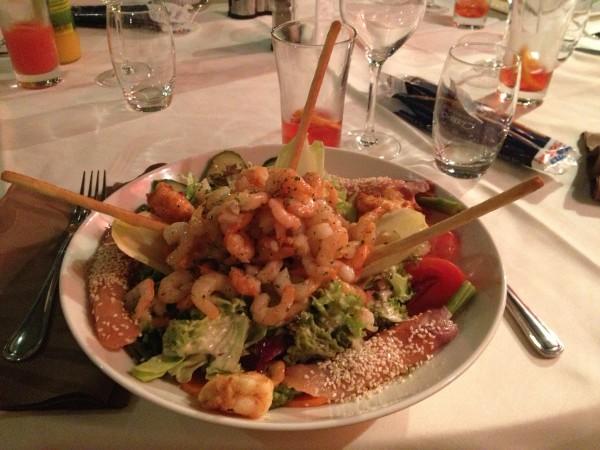 итальянский ресторан в люксембурге
