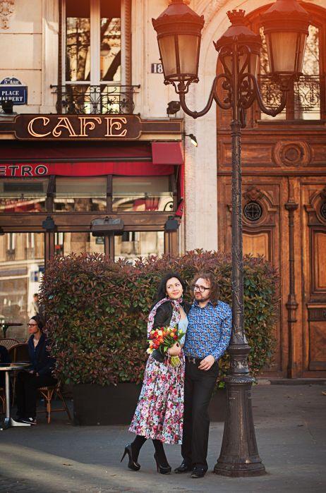 кафе и рестораны Парижа!
