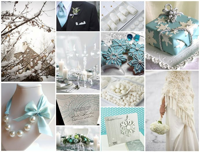WinterWeddingThemeSnowflake