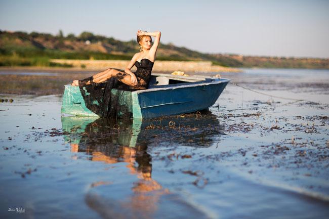 выездная фотосессия у моря
