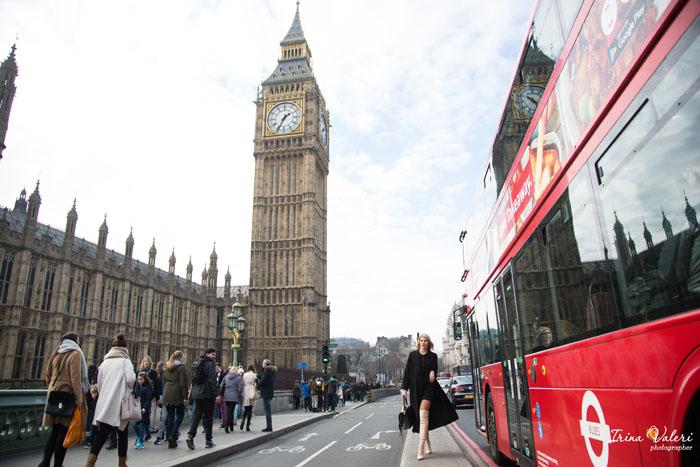 фотосессия в Лондоне