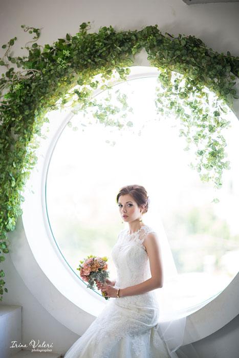 свадебная фотосессия в Июле в Высоком Берегу