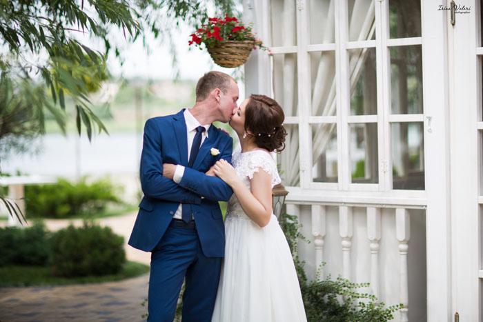 свадебная фотосессия в жарком июне