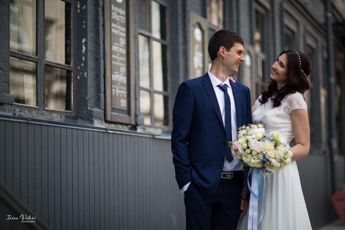 Свадебная фотосессия в мае