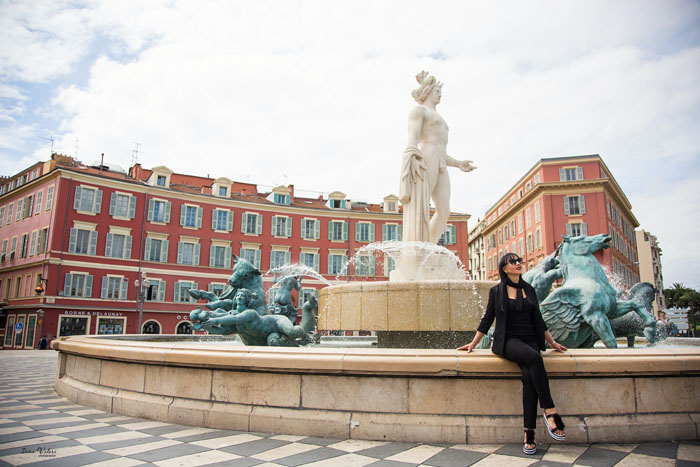 фотосессия в Ницце