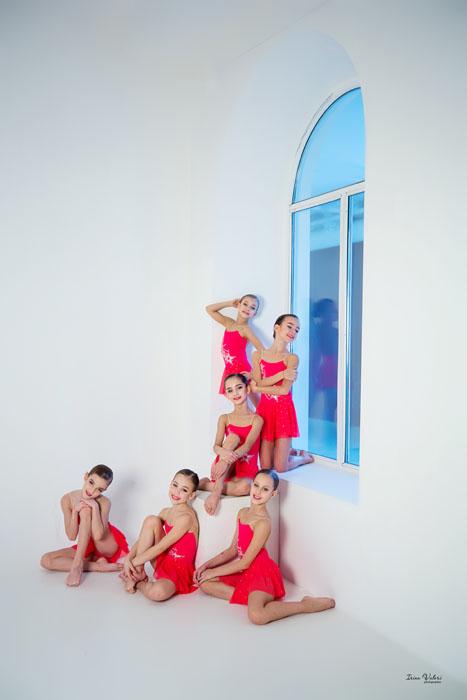 рекламная фотосессия для  театра Галатэя
